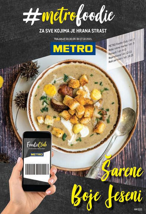 #metroFoodie