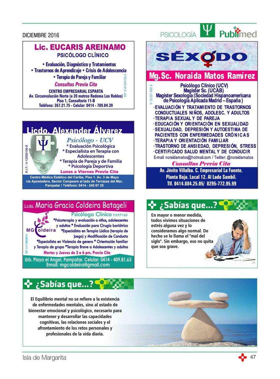 Publimedica Publimed Diciembre 2016 Página 47 Created