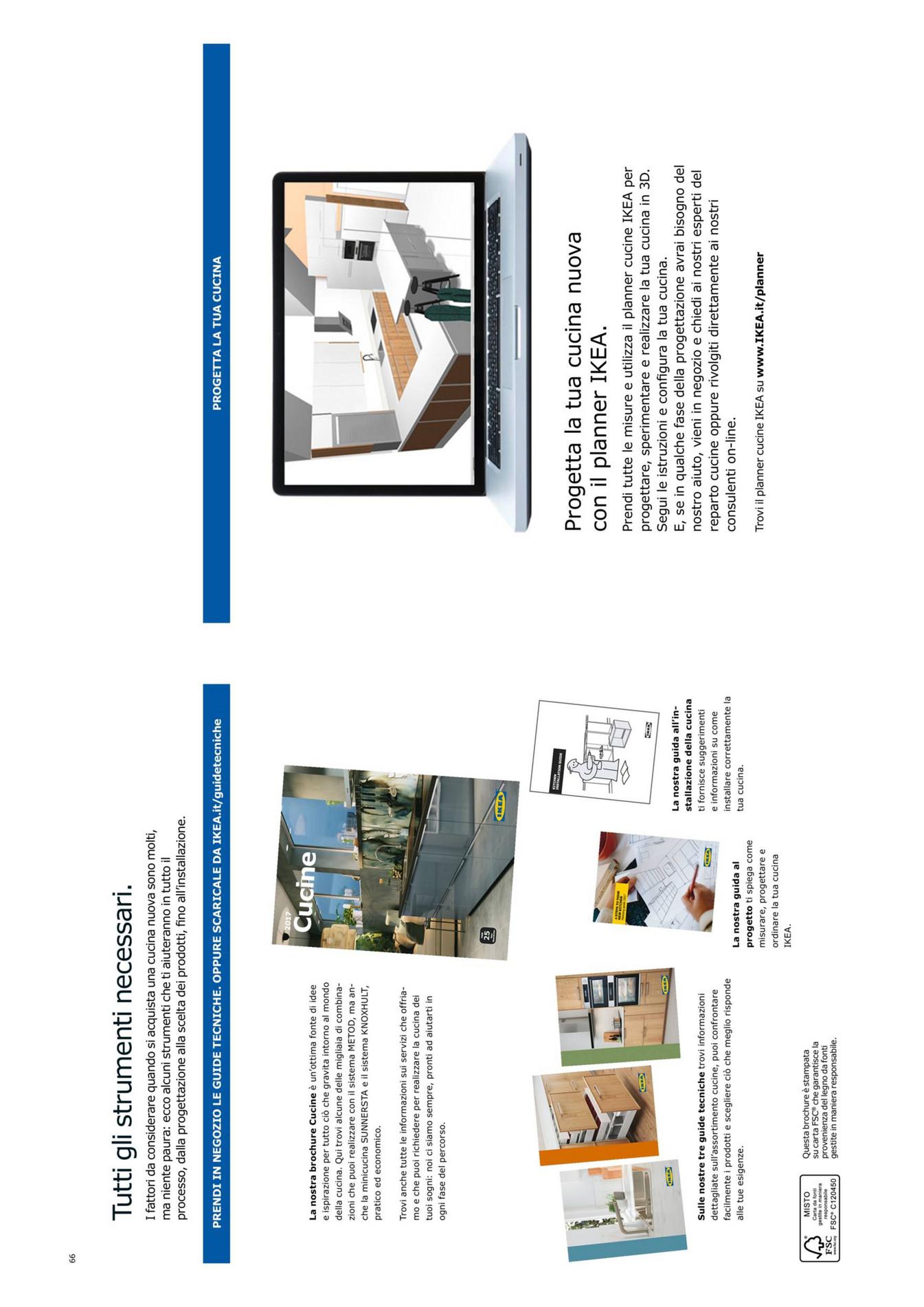 Progetta La Tua Cucina Ikea. Affordable Cucina Acciaio Ikea Come ...