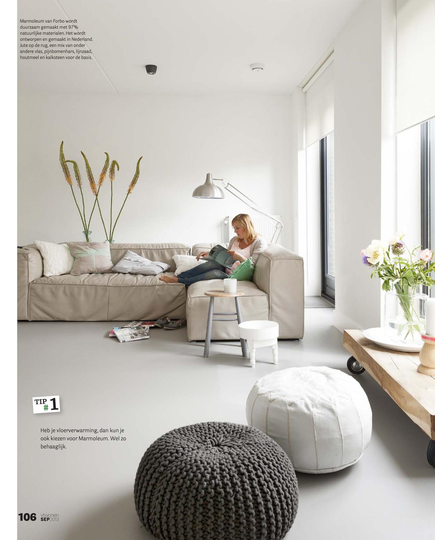 Forbo Flooring NL - VT wonen Woonwens 2013 - Pagina 2-3