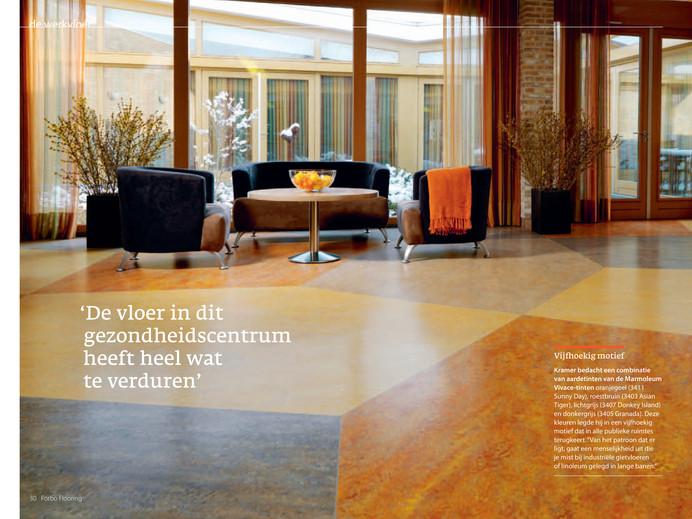Forbo flooring nl over de vloer in de zorg nl pagina