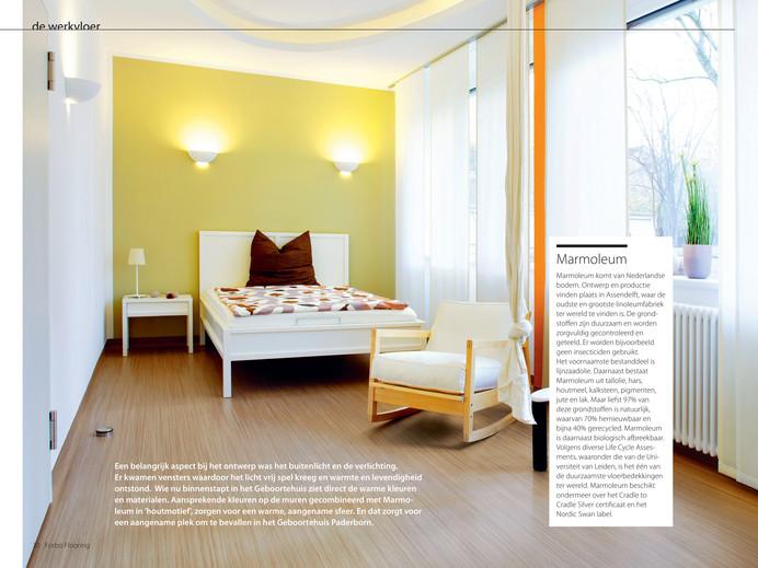 Forbo flooring nl over de vloer in de geneeskunde pagina