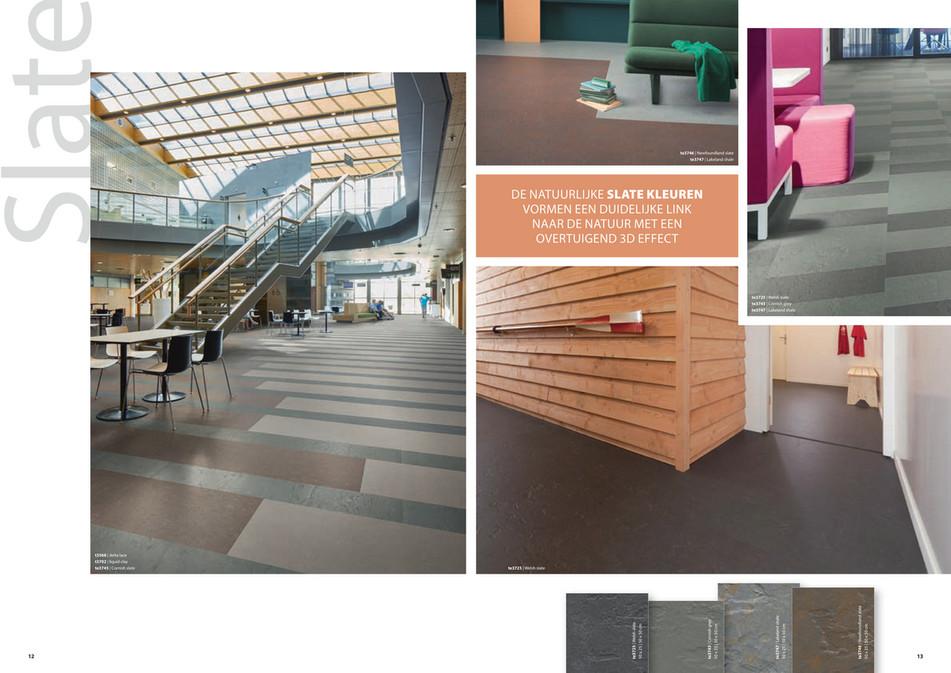 Forbo flooring nl marmoleum modular brochure pagina