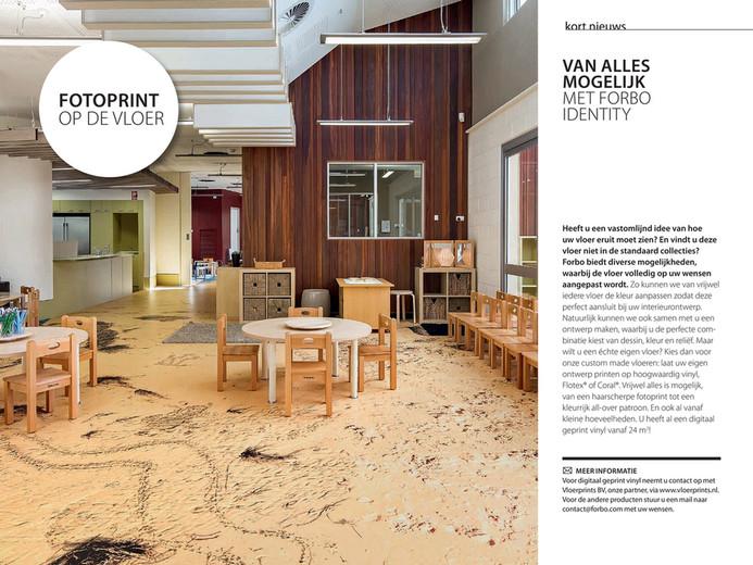 Forbo Vinyl Vloeren : Forbo flooring nl over de vloer in het onderwijs pagina