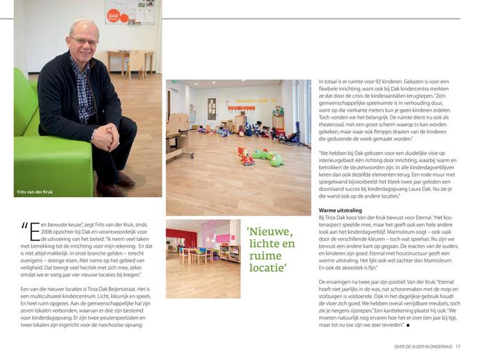 Forbo flooring nl over de vloer in het onderwijs pagina