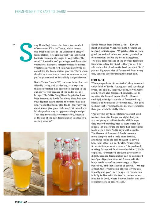 Knokke-Heist Magazine - KH_Magazine_34_EN - Page 36-37