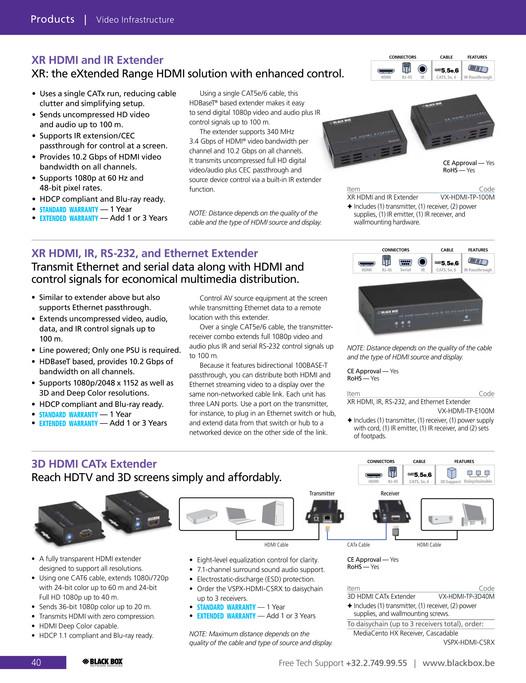 Black Box - AV, Multimedia & Digital Signage Design and