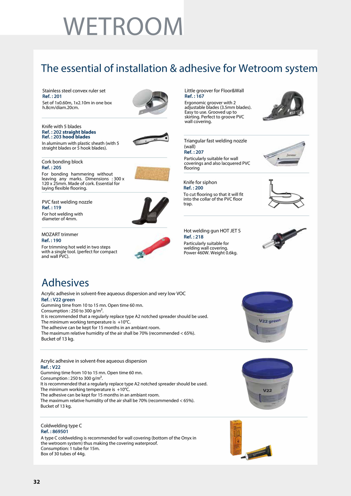 forboflooring fr accessories guide 2017 en 06 03 17 page 32 33