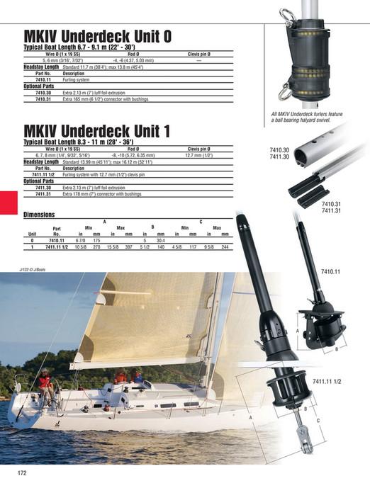 On deck - Harken Catalog 2018-2019 - Pagina 162-163