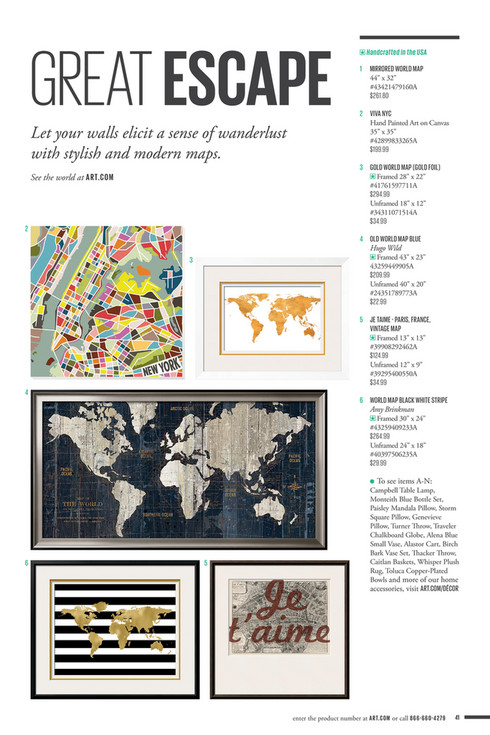Mirrored Map Of The World.Art Com Fall 2016 Mirrored World Map