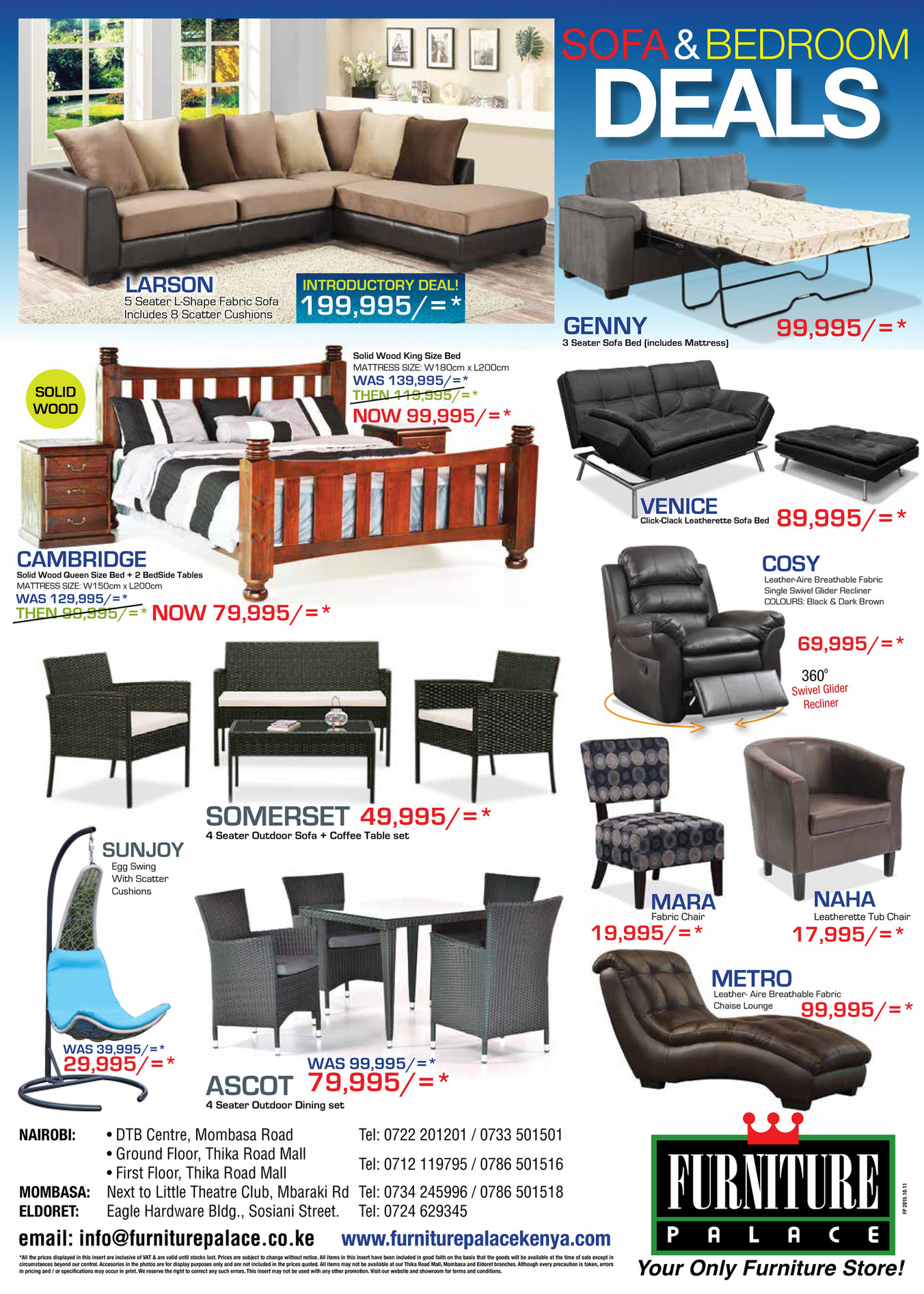 Picture of: Promopoa Com Furniture Palace Sofa Bedroom Deals Page 8 Created With Publitas Com