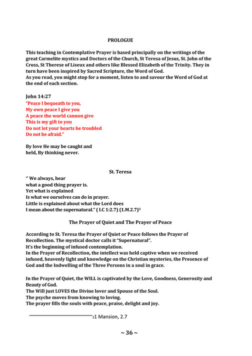 Worldpriest - Contemplative Prayer - Page 38-39 - Created