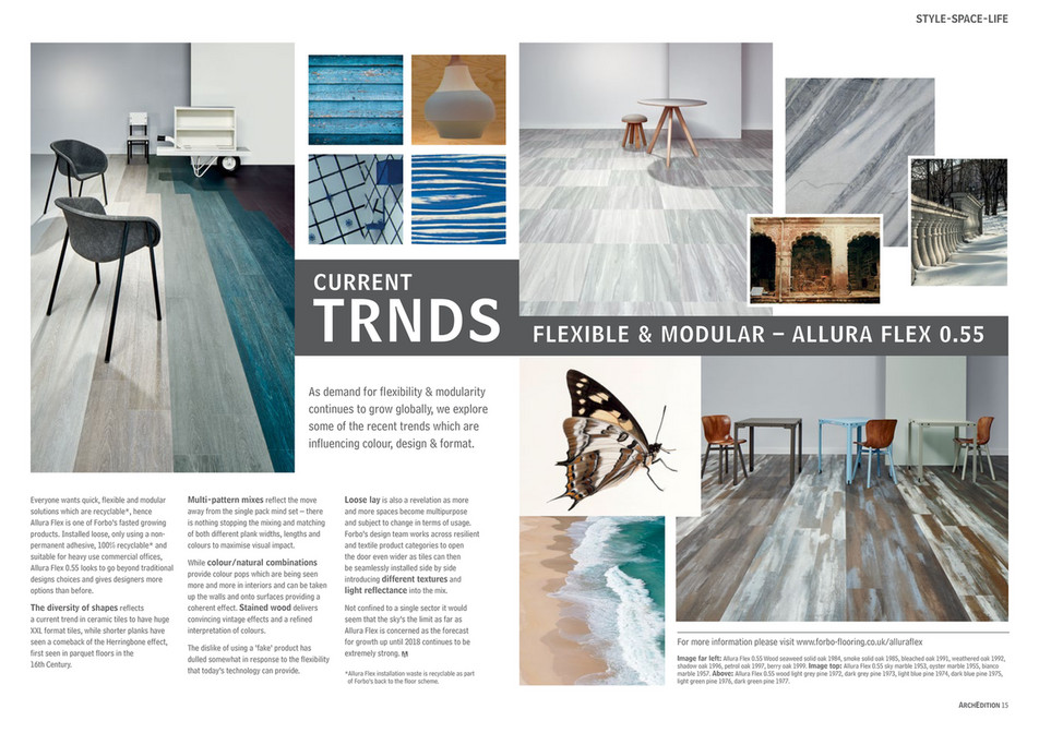ForboFlooring UK ArchEdition Spring 2016 Page 8