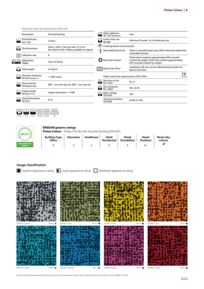 ForboFlooring_UK - Carpet tile brochure