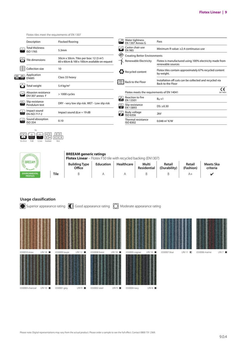 Forboflooring Uk Carpet Tile Brochure