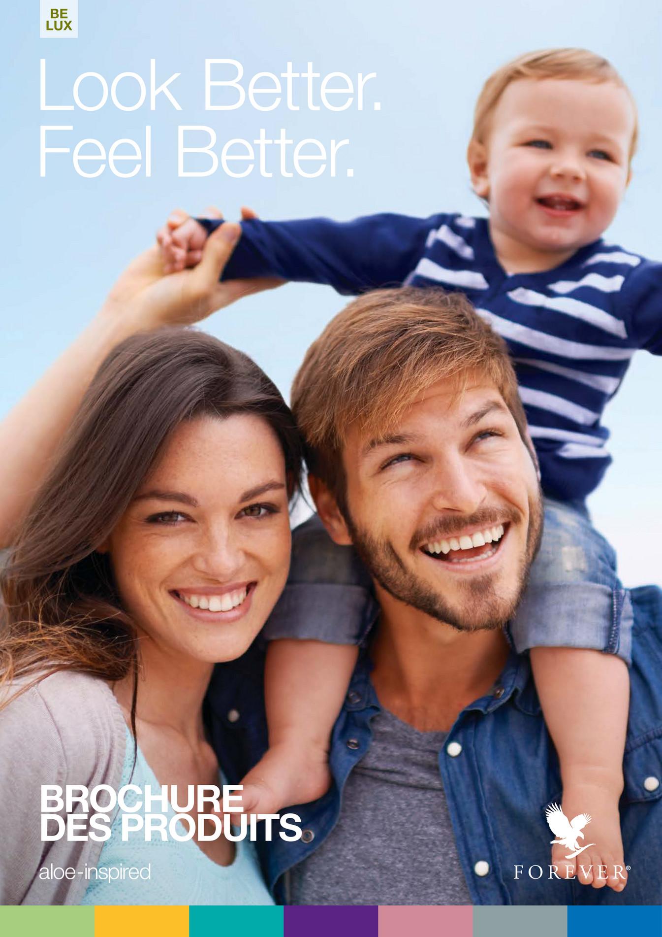 Forever Living Products Benelux Brochure Des Produits