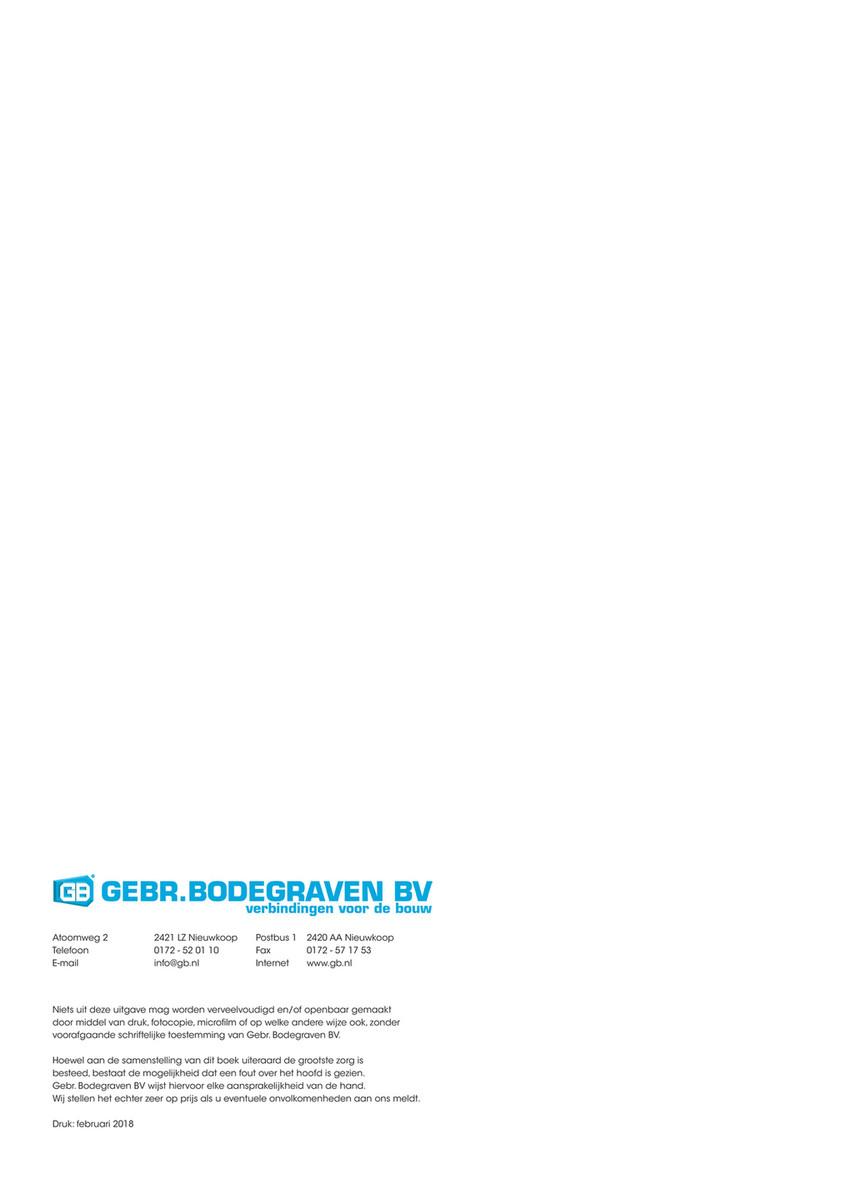 Gebr Bodegraven Leveringsprogramma 2018 2019 Pagina 1