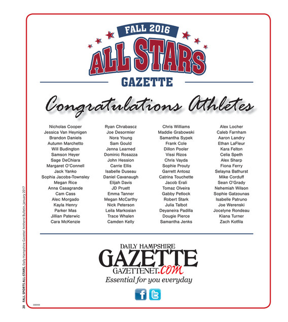 My publications - 2017 Fall All-Stars - Page 18-19
