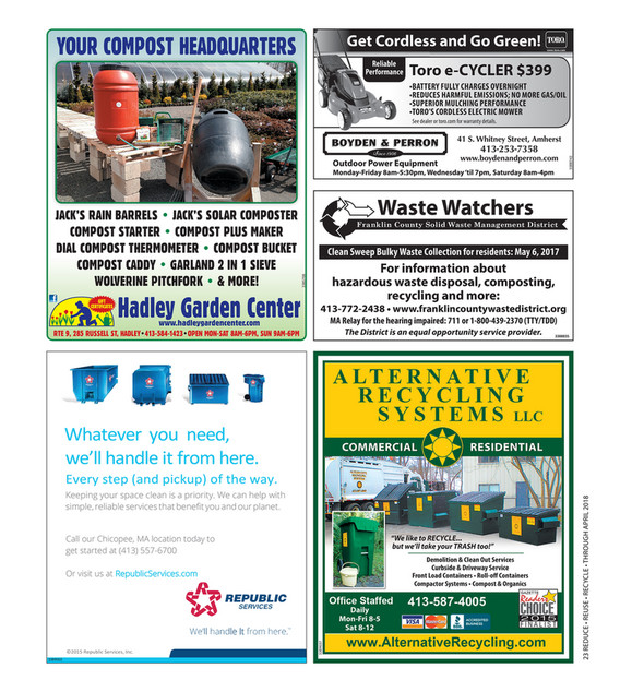 My publications - Reduce Reuse Recycle 2017 - Page 20-21