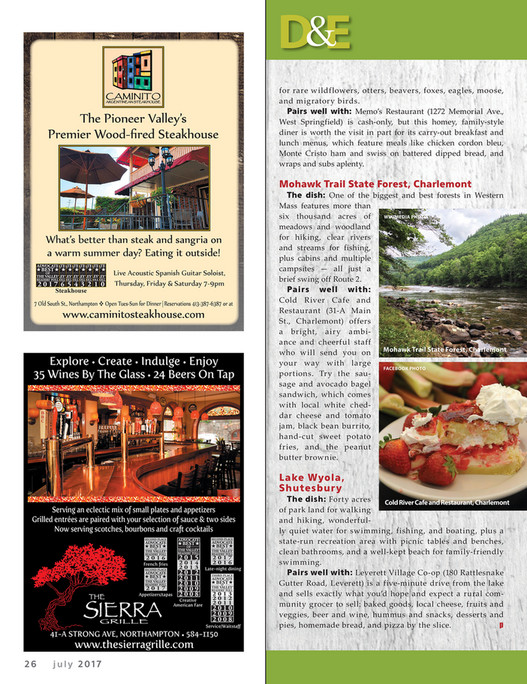 My publications - Preview Magazine July - Page 26-27