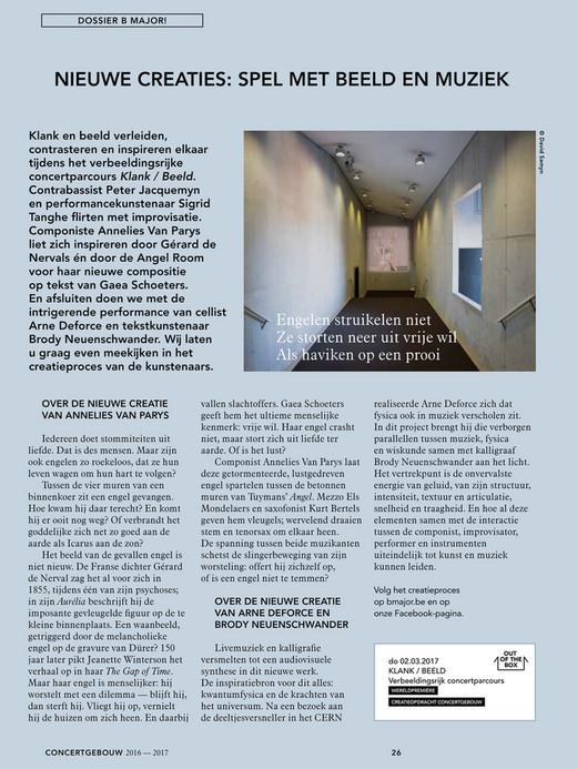 My Publications Magazine Maart Juni 2017 Pagina 26 27