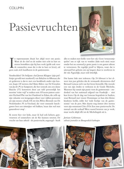 Days Magazine Days Magazine 21 Winter 20122013 Pagina 142 143