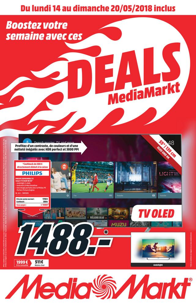 Folder MediaMarkt du 14/05/2018 au 20/05/2018 - Nationale_Flyer_week20_FR.pdf