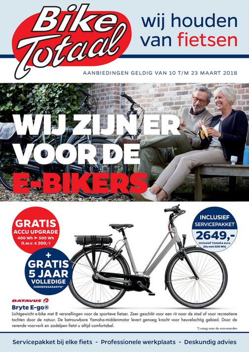 dfbeeb5e703dfb Actuele Bike Totaal folder - Bike Totaal Texel, uw fietsenwinkel in ...