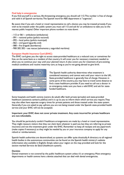 GoBYSA Limited - Lloret de Mar City Guide - Page 4-5 - Created with