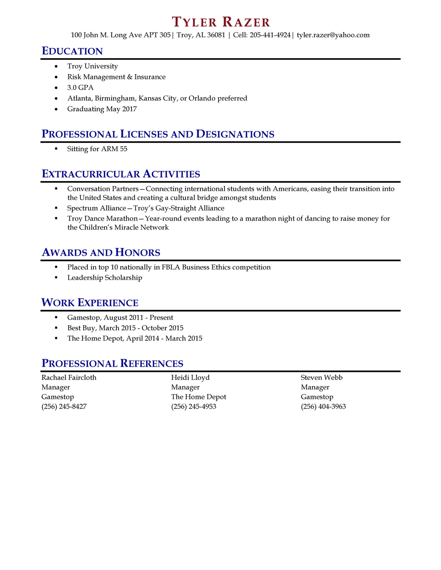 best photographer resume sle sle finance resume for
