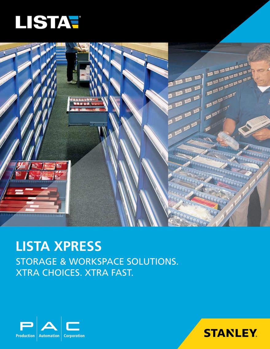 My publications - Lista Xpress Catalog