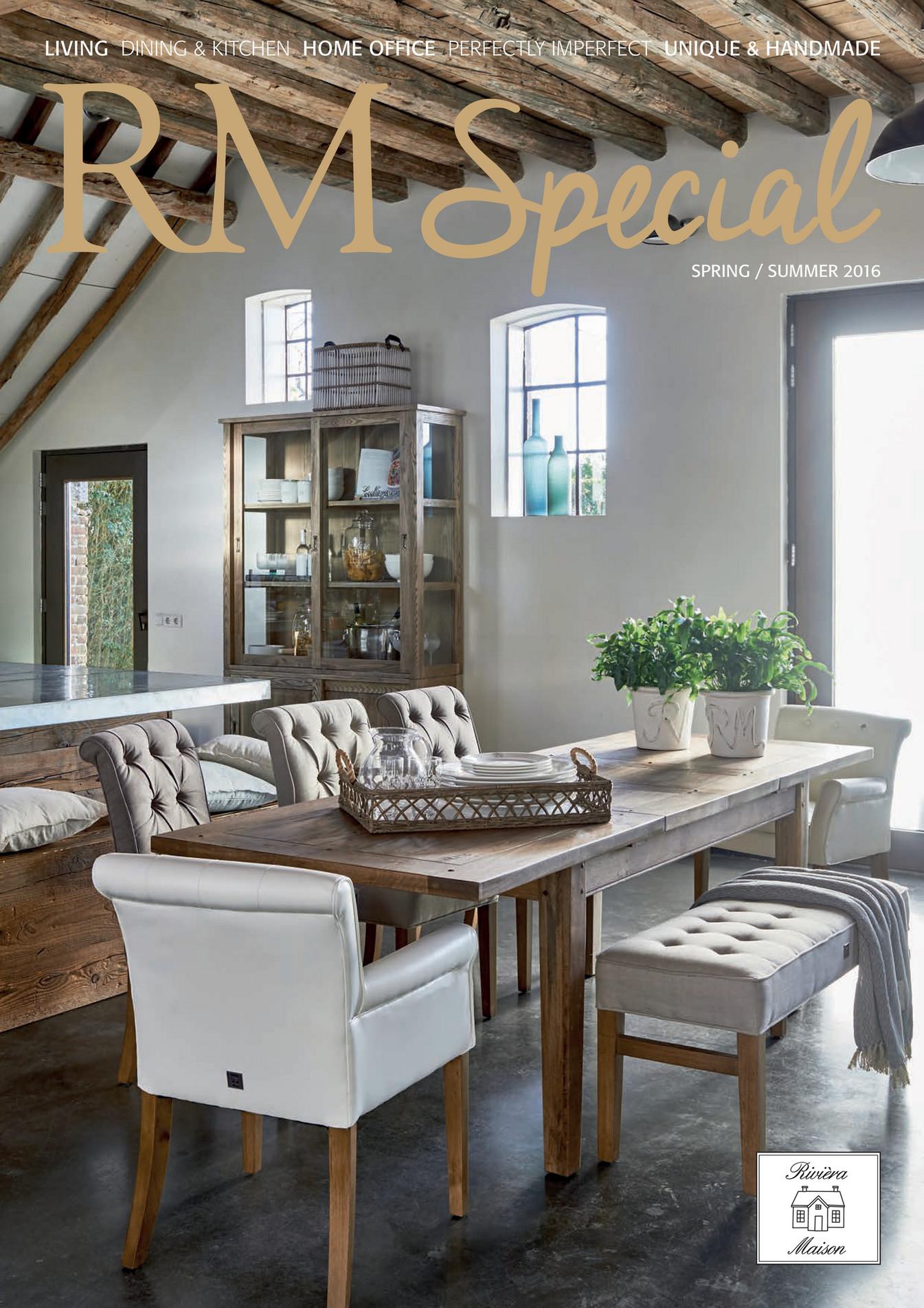 rivira maison de rm magazine springsummer 2016 special dui seite 18 19