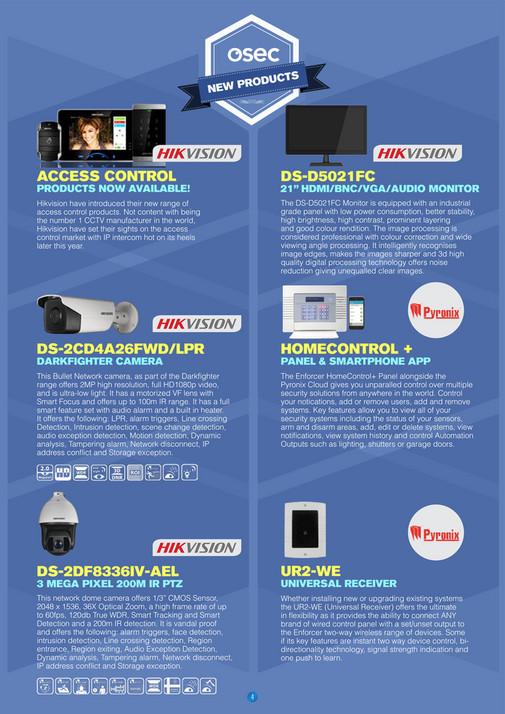 Mojo Marketing - Osec Scope Magazine - Page 4-5 - Created with
