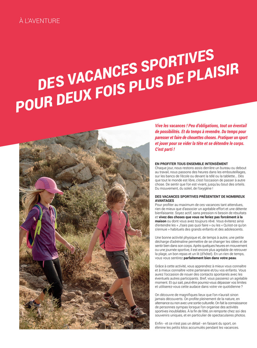 Idee Repas Jour De L An Pour 2.Decathlon Be Fr Magazine Team Decahtlon Q2 2017 Fr