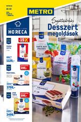 Sajátmárkás desszert megoldások! 2021/12-13