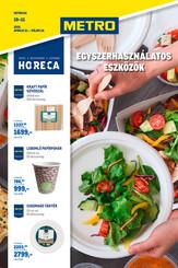 Horeca Egyszerhasználatos Eszközök katalógus 2021/10-11