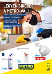 Legyen sikeres a METRO-val! katalógus 2021/11-12