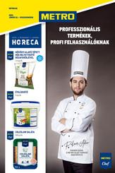 Horeca METRO Chef katalógus