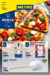 Horeca pizza katalógus 2021/22-23