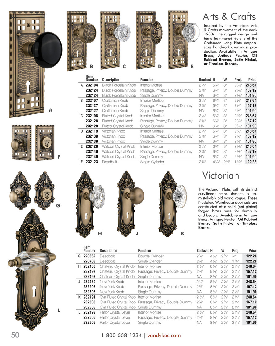 Nostalgic Warehouse Craftsman Plate Single Dummy Parlor Lever in Timeless Bronze