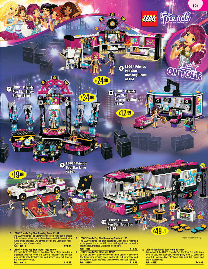 Smyths Toys Smyths Toys Catalogue 2015 Page 121 Created With