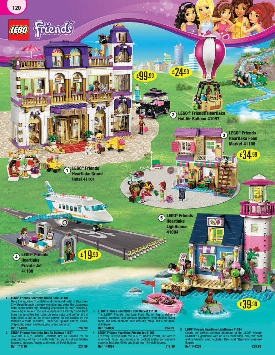 Smyths Toys Smyths Toys Catalogue 2015 Page 120 Created With