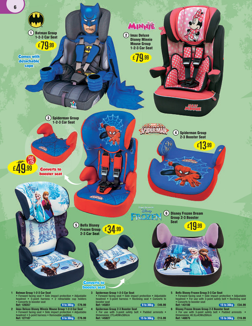 Smyths Toys - Smyths Toys Catalogue 2015 - Page 6 - Created with ...