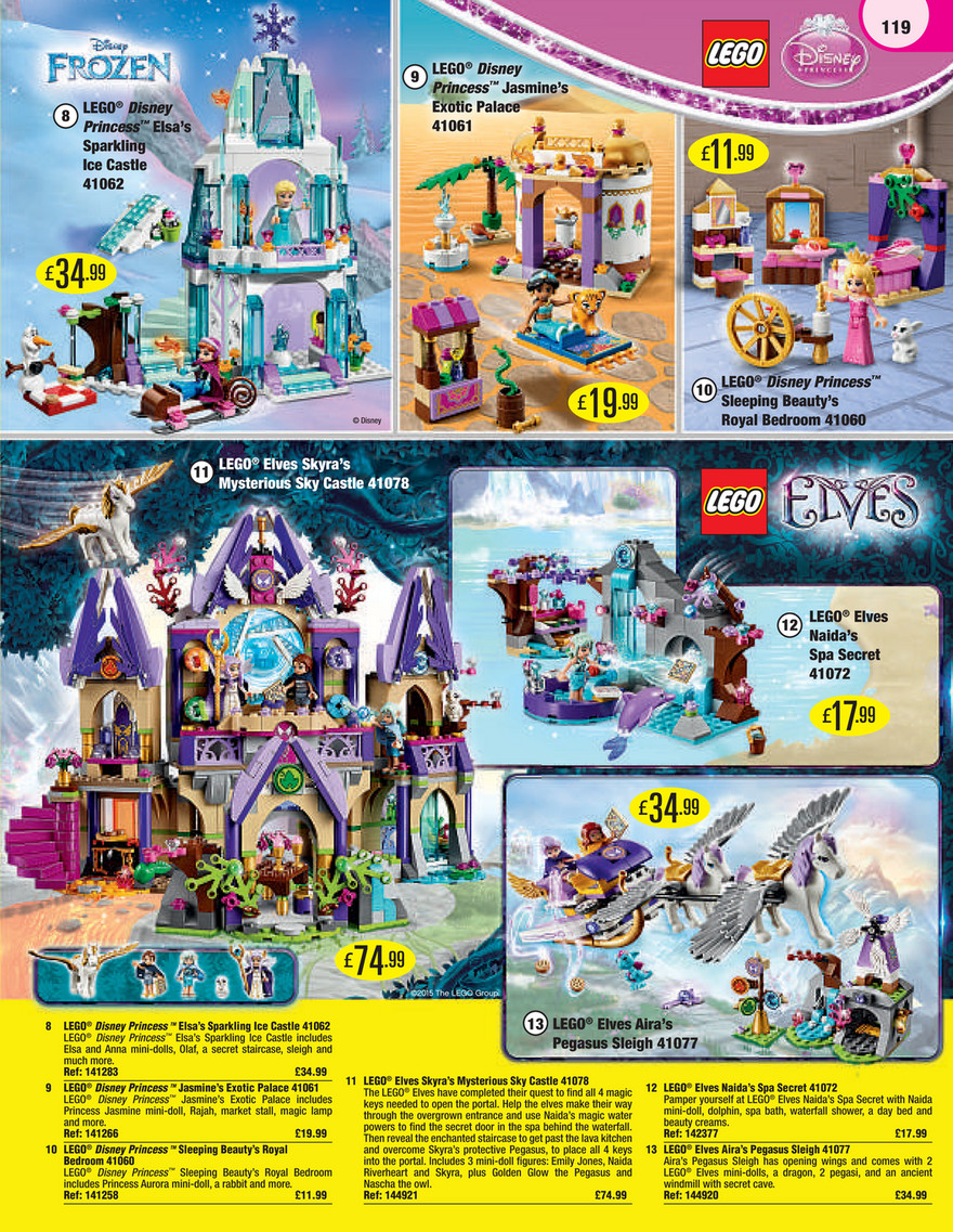 Smyths Toys Smyths Toys Catalogue 2015 Page 119 Created With