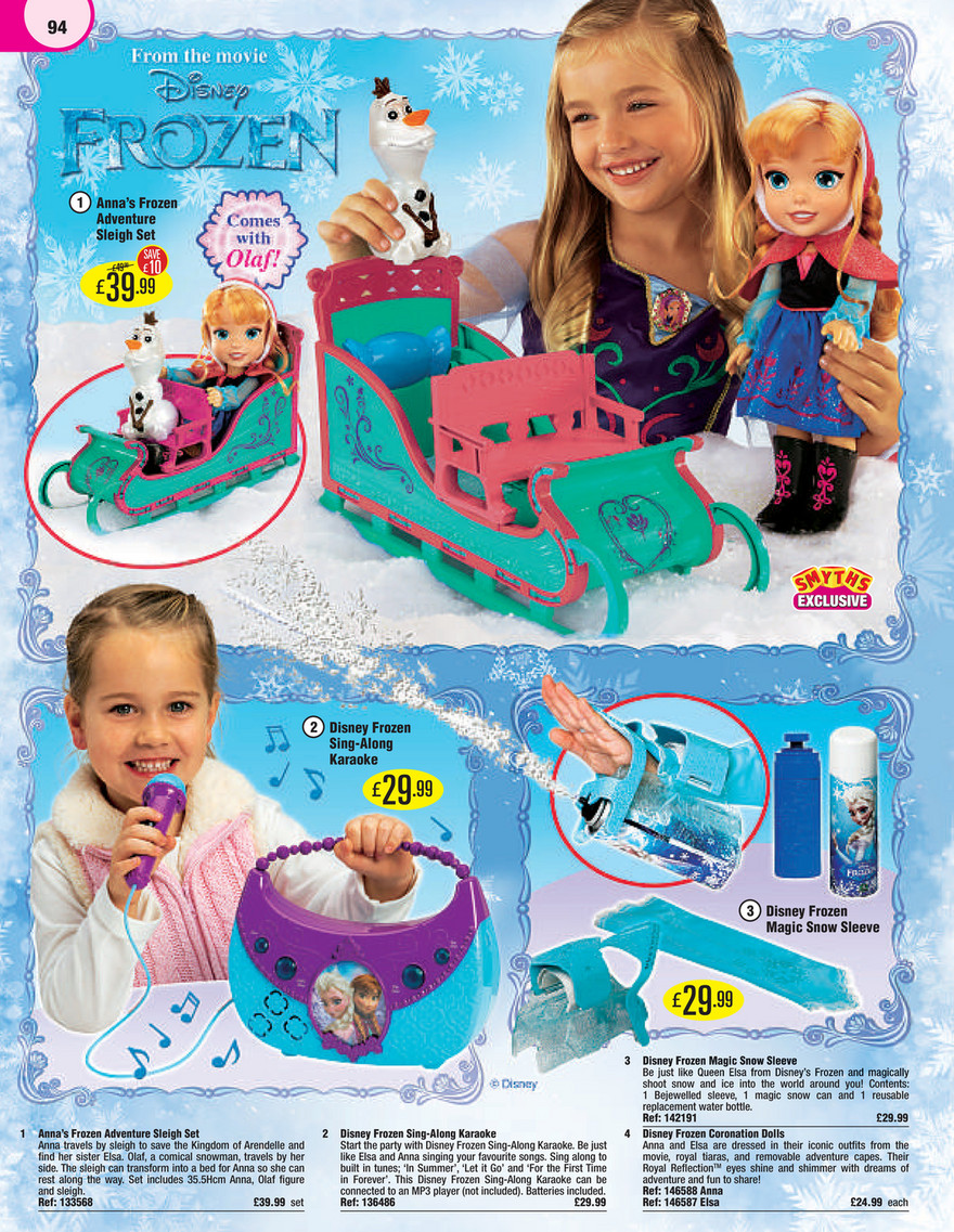 Smyths Toys - Smyths Toys Catalogue 2015 - Page 94 - Created with