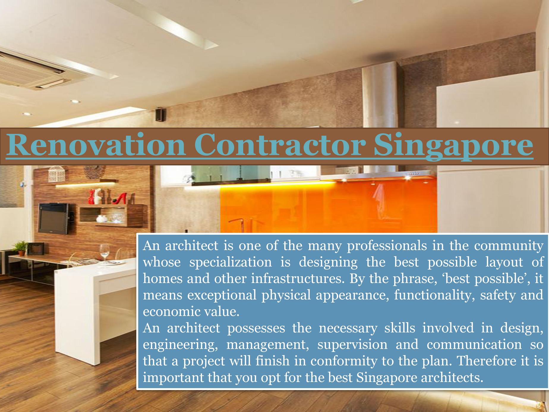 Singapore Architects Singapore Architects Page 1 Created