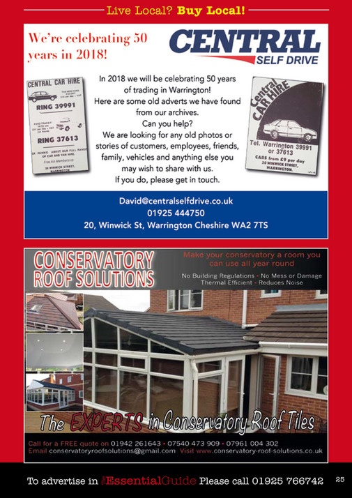 My publications - The Essential Guide to Stockton Heath