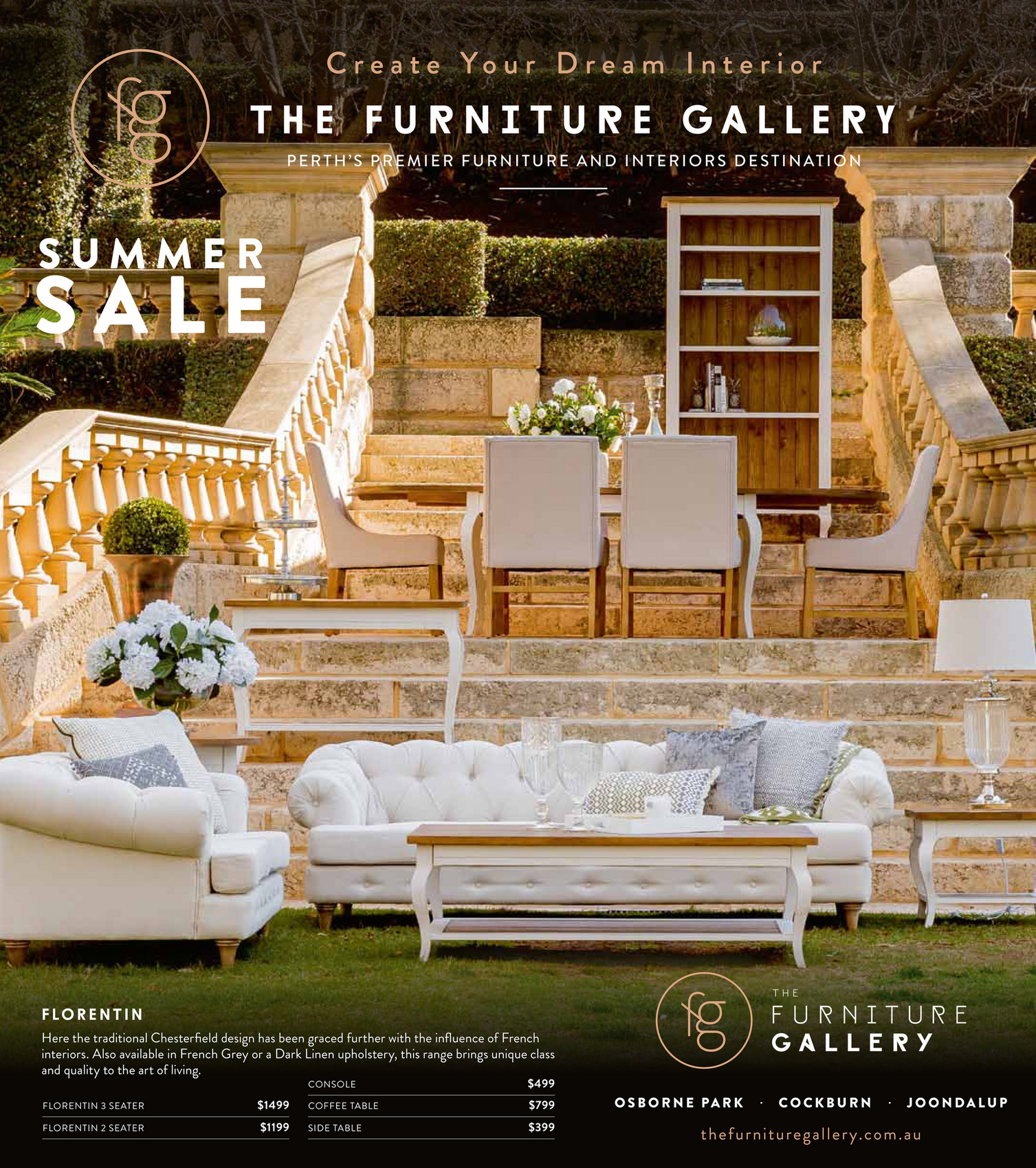 Summer sale catalogue the furniture gallery page 6 created with publitas com