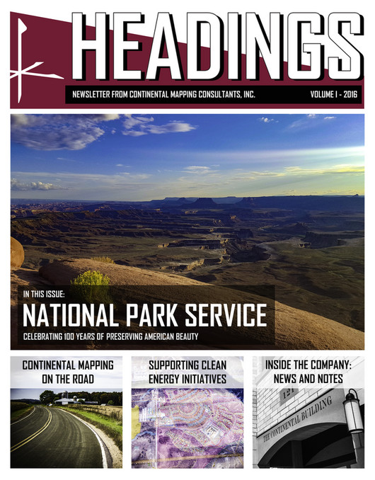 Headings - Continental Mapping Consultants, Inc.