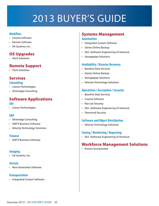 COMMON - COMMON CONNECT_Dec2012 - Page 42-43